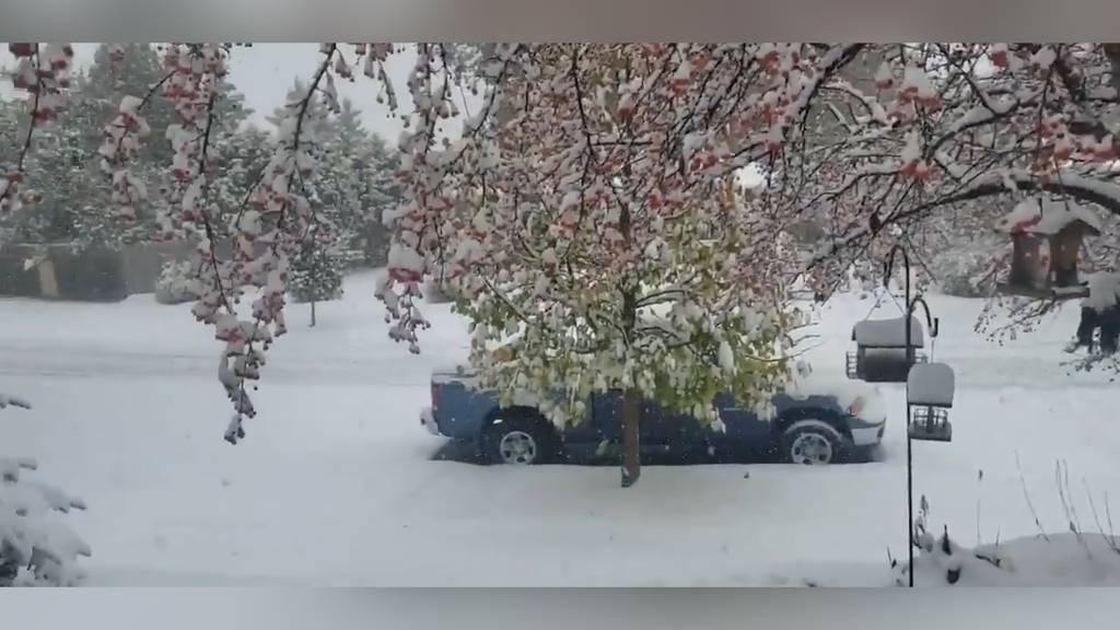 Minnesota (USA): Der grösste Vorsaison-Sturm seit 140 Jahren