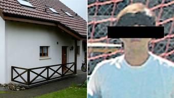 Das Haus von T. in Rupperswil