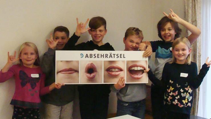 Schüler aus Egerkingen