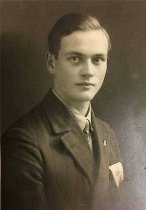 Adrian Christian Michel (1912– 1980), Erfinder und Unternehmer.