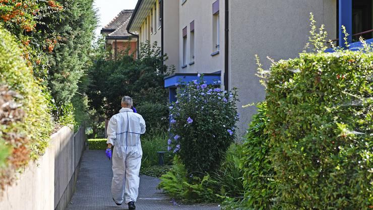 In Zürich sind am Freitag, 30. August, zwei tote Personen aufgefunden worden.