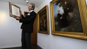 Neues Museum mit Werken von Frank Buchser