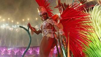 Die Abschlussfeier war nochmals bunt. Doch Rio hat auch seine dunklen Seiten.