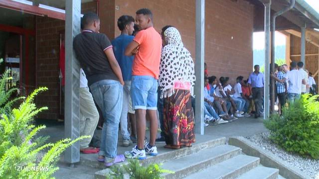 SVP kämpft gegen Asyl-Reform