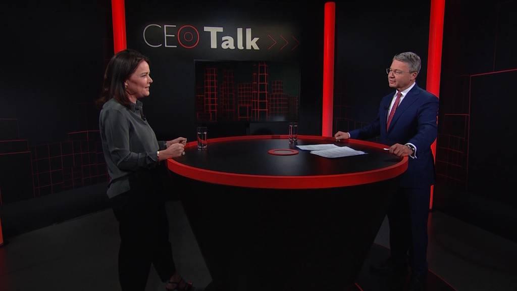 «CEO Talk» mit Jelmoli-Chefin Nina Müller