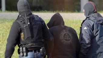 Deutsche Ermittler verfolgten heisse Spur in die Schweiz zur NSU-Mordserie nicht weiter. (Archiv)