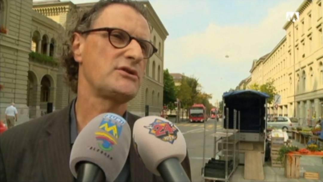Geri Müller denkt über Rücktritt nach