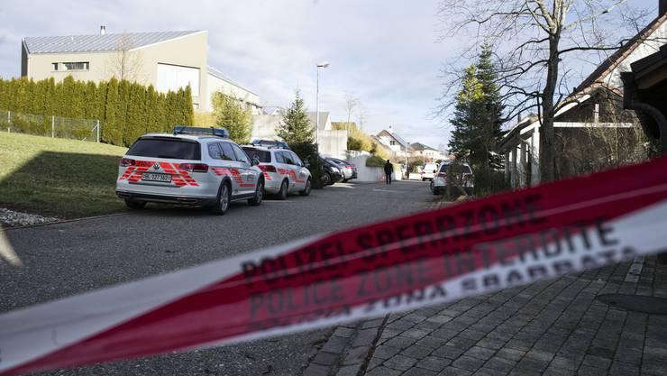 Tatort Rünenberg