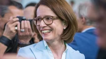 «Jungen und Progressiven eine Heimat bieten»: Susanne Vincenz-Stauffacher präsidiert neu die FDP-Frauen.