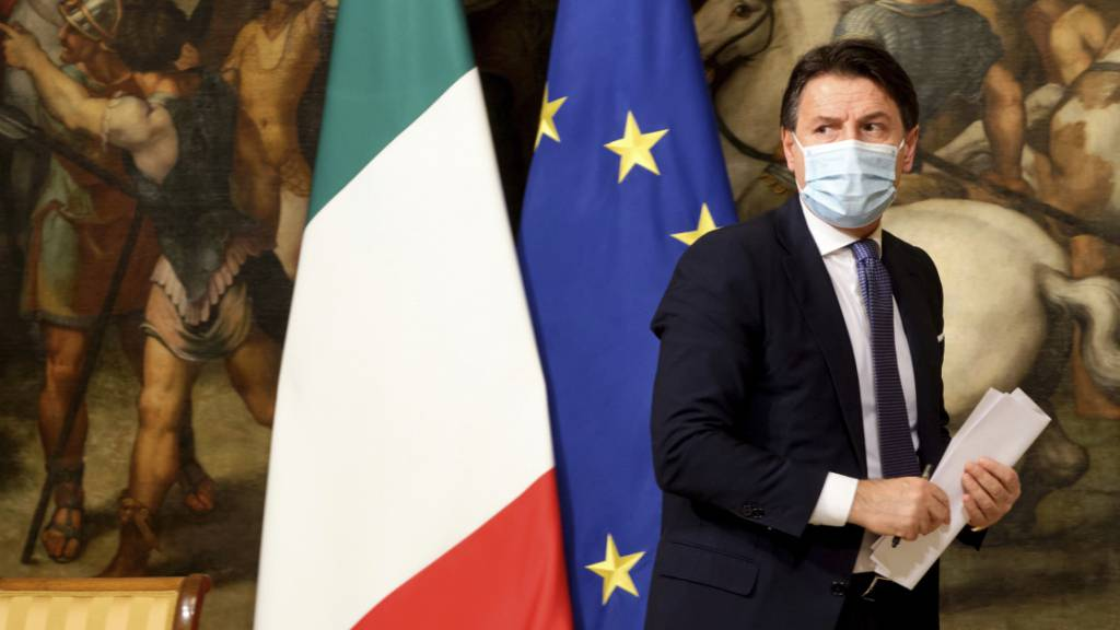 Italien verschärft Corona-Regeln über Feiertage