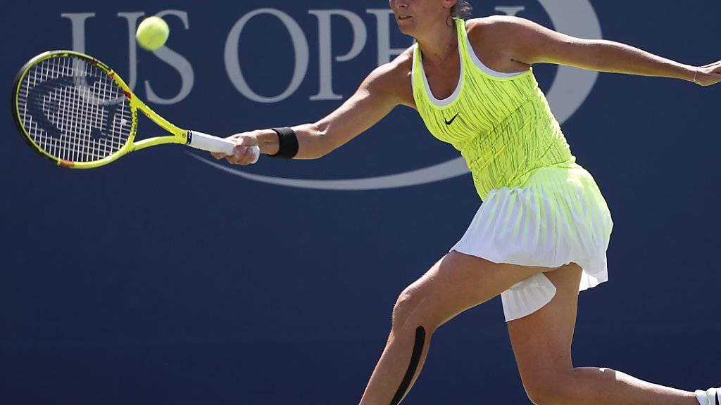 Roberta Vinci feierte ihre grössten Erfolge am US Open in New York