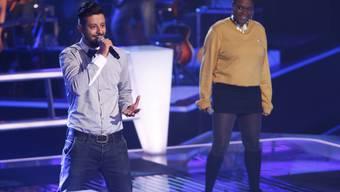 Cris scheidet bei «The Voice of Germany» aus