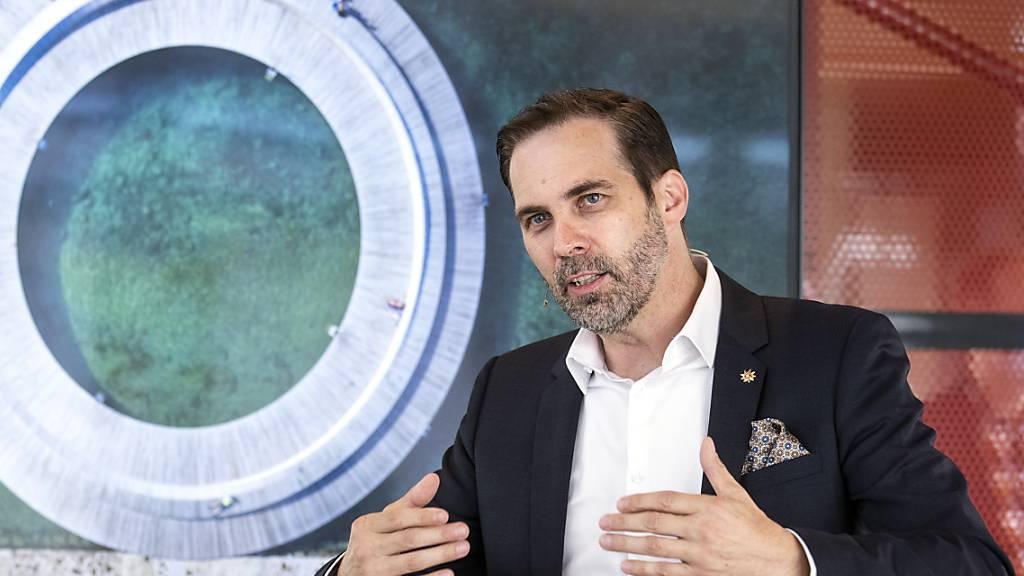 Es geht wieder aufwärts, meint Martin Nydegger, Direktor Schweiz Tourismus.