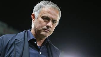 Die Diskussionen um United-Coach José Mourinho gehen nach dem torlosen Remis weiter