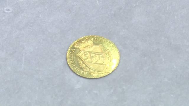25'620 Franken für Berner Goldmünze