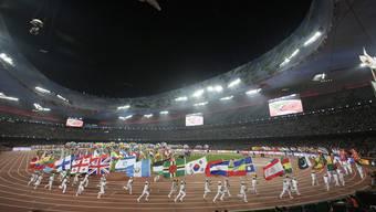 Die Leichtathleten verabschieden sich aus dem «Vogelnest» in Peking, die Weltmeisterschaften sind zu Ende.