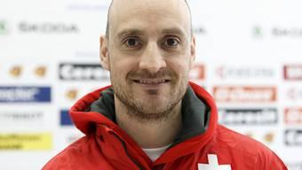Trainer Christian Wohlwend bestreitet mit der Schweizer U20-Nationalmannschaft über den Jahreswechsel die WM in Buffalo