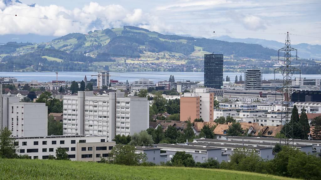 Die Stadt Zug will grüner werden. (Symbolbild)