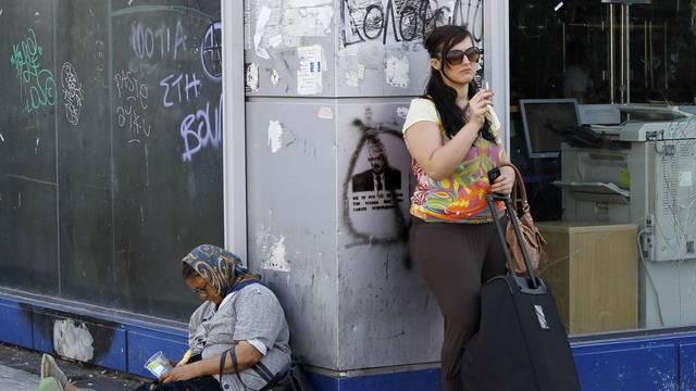 In Griechenland wird die Armut immer grösser (Archiv)