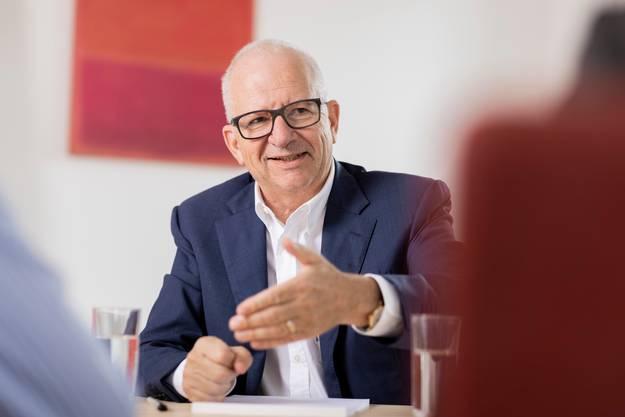 Etienne Jornod sagt, es sei der ganzen Medienbranche bislang nicht gelungen, die Leute vom Wert journalistischer Produkte zu überzeugen.