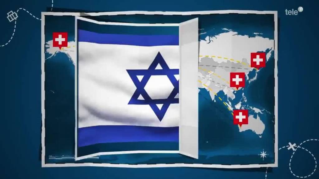 Schweizer in Israel: Viktor und Brigitte Weidmann