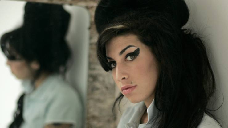 Sie hätte bald als Hologramm auferstehen sollen: Sängerin Amy Winehouse, auf einer Aufnahme von 2007.