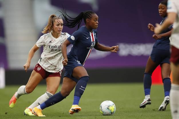 Lia Wälti spielt bereits seit 2018 für die Gunners – sie half ihren neuen Klubkolleginnen bei den ersten organisatorischen Fragen.