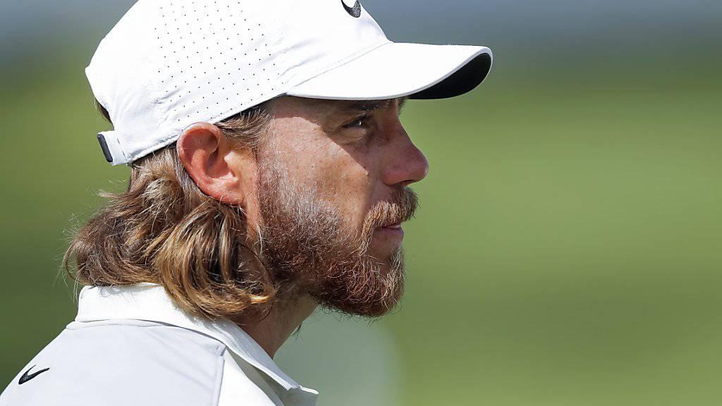 Der Engländer Tommy Fleetwood ist einer des aktuell besten europäischen Golfprofis