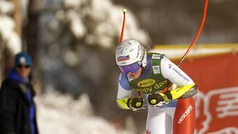 Corinne Suter rettet die Schweizer Ehre auch im Super-G
