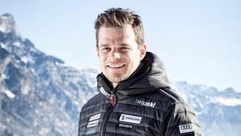 Patrick Küng: «Im Ziel-S geht es ums Überleben.»Tanja Demarmels