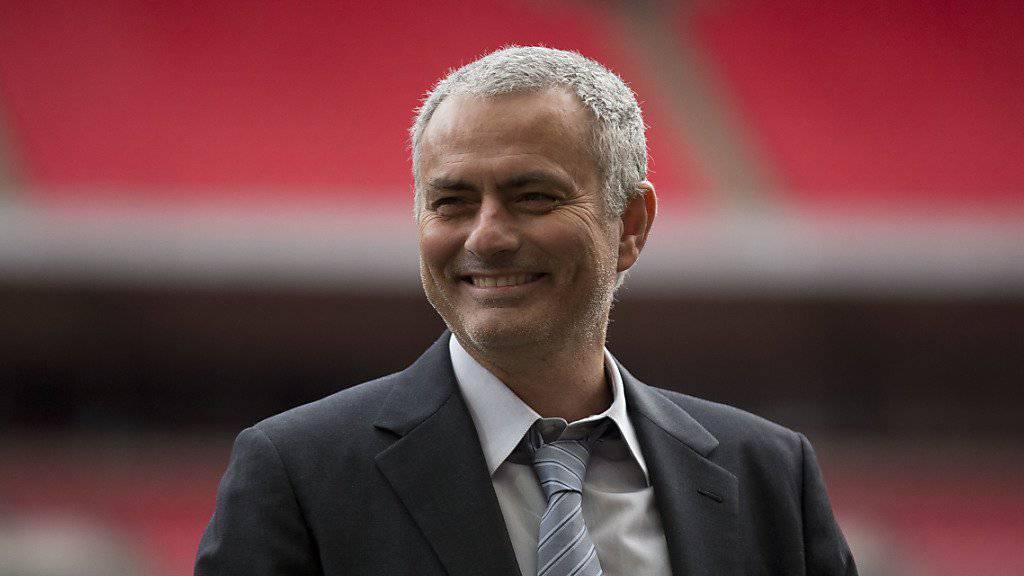 Übernimmt Jose Mourinho bald im Old Trafford das Zepter?