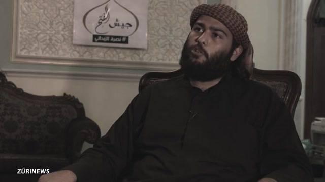 IZRS traf Dschihadisten-Chef