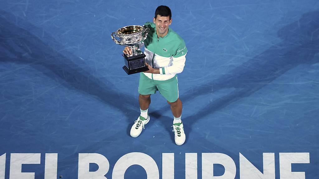 Novak Djokovic lässt noch offen, ob er nach Australien reist