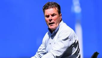 Dieter Hecking ist nicht mehr Trainer beim Hamburger SV