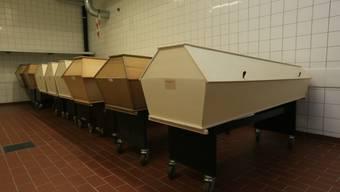 Krematorium Nordheim: Asche zu Asche, Staub zu Staub