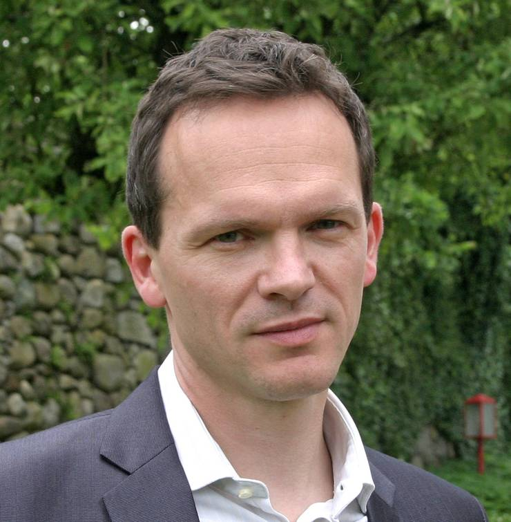 Cellist Andreas Fleck