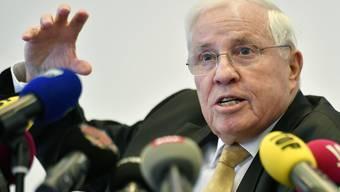 Blocher will mithelfen, das Rahmenabkommen mit der EU zu bodigen.