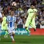 Lionel Messi kassiert mit dem FC Barcelona die erste Saisonniederlage