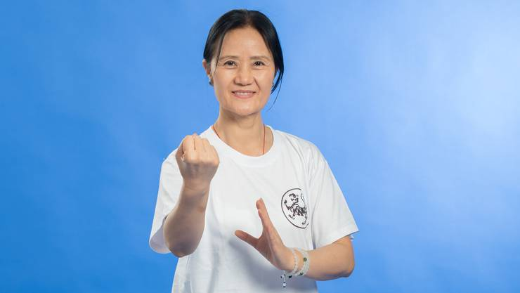Dr. chin. Baden Soghatsang, neue Tai Chi- und Qi Gong Leiterin der Kampfsportschule Aarau