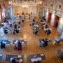 Impressionen aus dem Oltner Gemeindeparlament im Konzertsaal