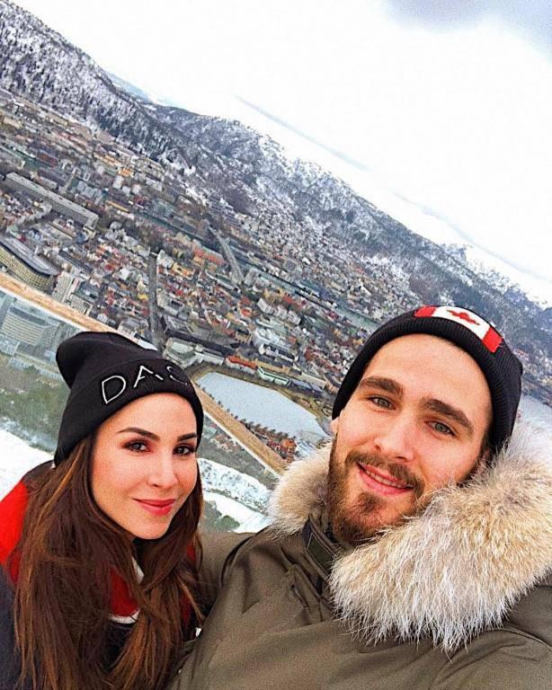 Sila und Samuel Sahin-Radlinger (© Instagram/diesilasahin)