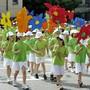 Nach langem Warten auf stabiles Wetter ist das St. Galler Kinderfest auf Mittwoch, 20. Juni angesagt (Archivbild)