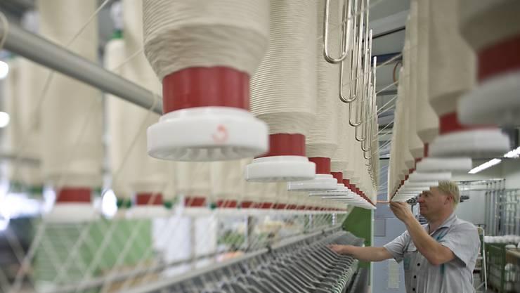 Coronavirus: Für verschiedene Firmen in der MEM-Industrie sind die Lieferketten beeinträchtigt oder sogar ganz unterbrochen. (Symbolbild)