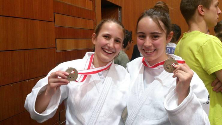 Selina Kaufmann & Michelle Fernandez