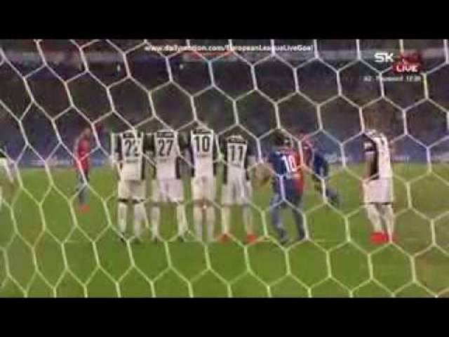 Basel–Aarau 6:0 - die Tore