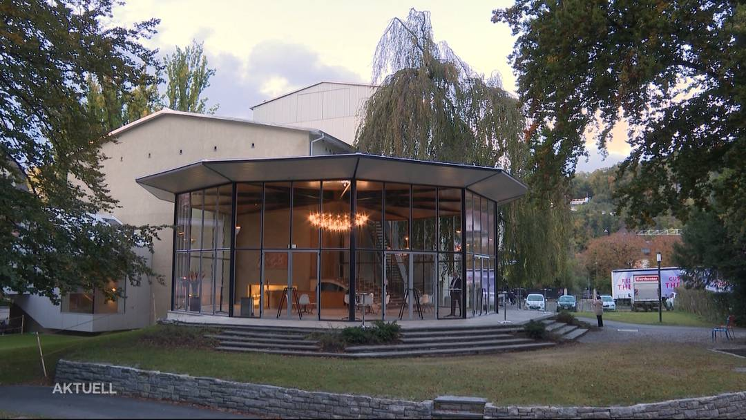 Nach Umbau: Kurtheater Baden wurde wiedereröffnet