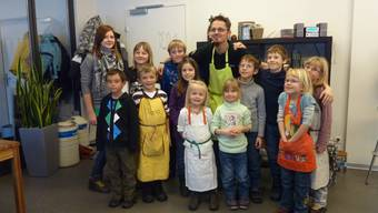 Molekularkoch Rolf Caviezel veranstaltet Genusslabor für Kids
