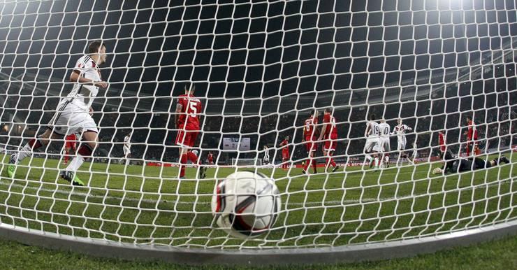 Deutschland schlägt Gibraltar klar mit 4:0