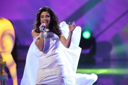 Sensationell: Bernerin Edita gewinnt «X Factor». (Bild: Vox)