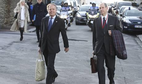 Aussenminister der G7 sind sich einig beim Kampf gegen Menschen- und Waffenschmuggel